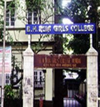 B M Ruia Girl S College